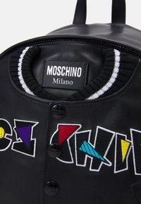 MOSCHINO - Rucksack - black - 6