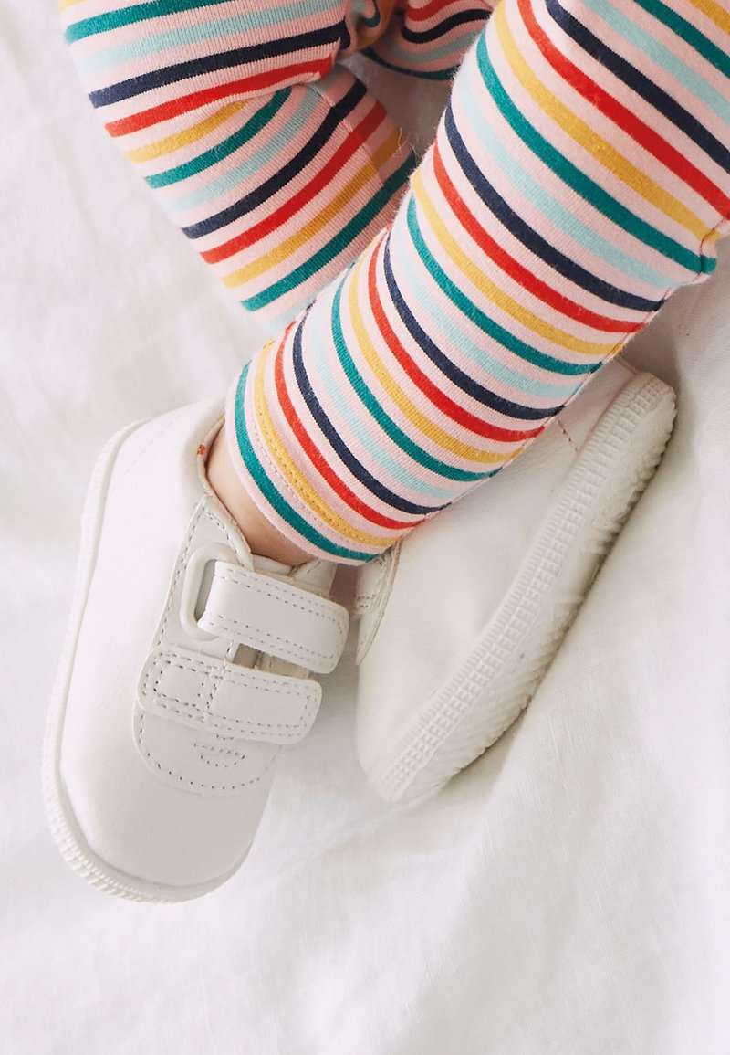 Next - First shoes - white