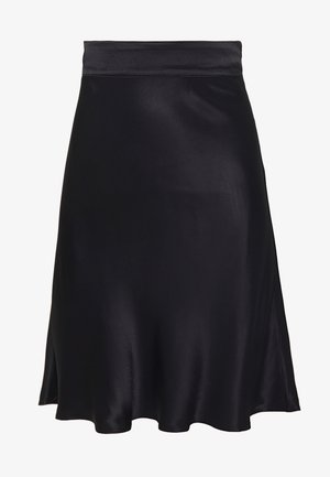 EDDY SHORT SKIRT - Áčková sukně - black