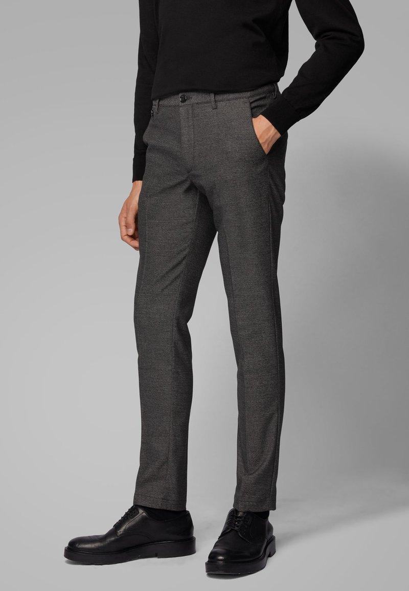 BOSS - KAITO - Trousers - black