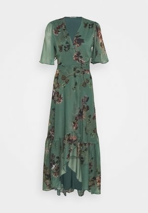 THE MARIANNE - Vestido largo - green