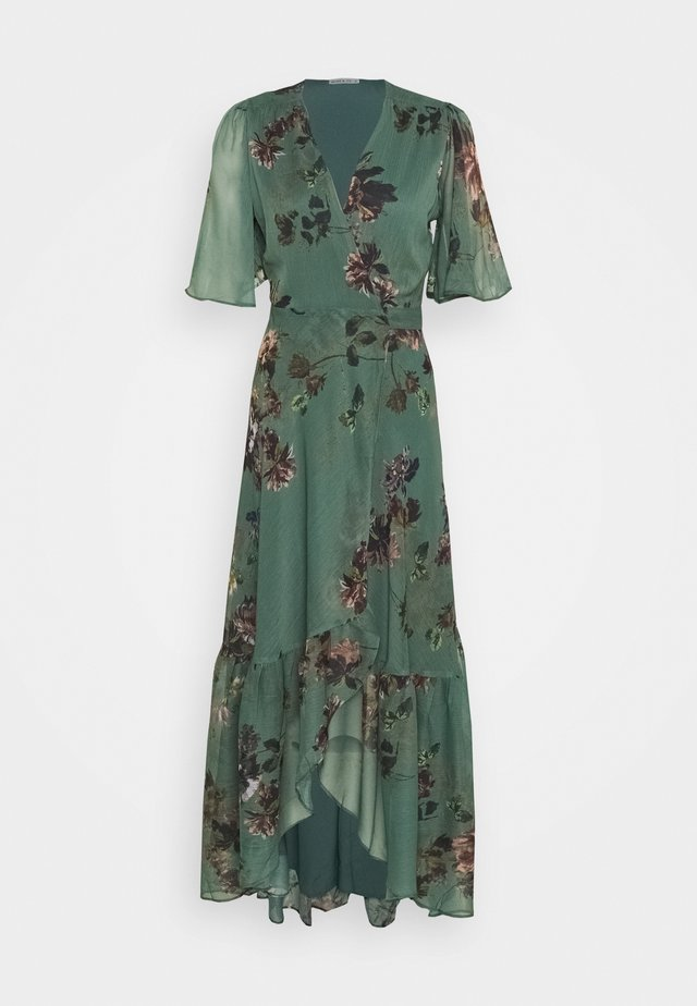 THE MARIANNE - Robe longue - green