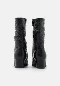 Tamaris - BOOTS - Boots - black - 3