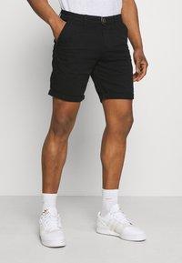 Jack & Jones - JJIDAVE 2 PACK - Shorts - black - 1