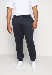 Pier One - Tracksuit bottoms - dark blue - 0