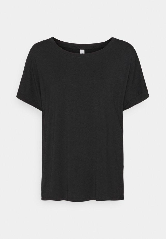 SC-MARICA 33 - T-shirts - black