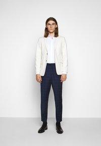 HUGO - Suit trousers - dark blue - 1