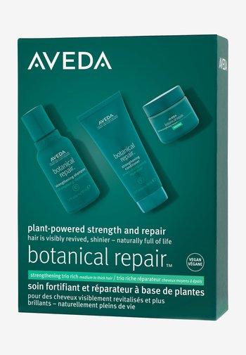 BOTANICAL REPAIR RICH MASQUE SET - Hair set - -