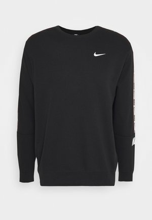 REPEAT CREW  - Sweatshirts - black