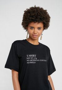 Mother of Pearl - CHARLIE - Print T-shirt - black - 4