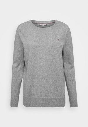 Jumper - light grey heather