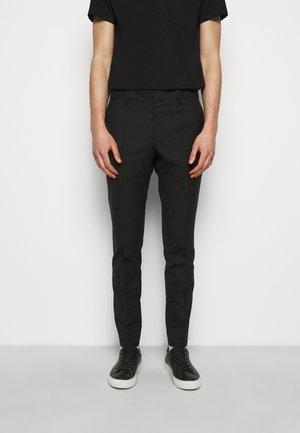 LIAM TROUSER - Trousers - black