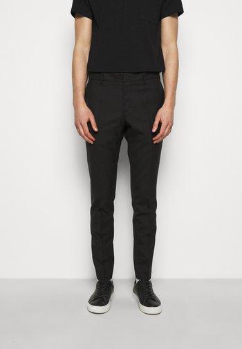 LIAM TROUSER - Pantalon classique - black