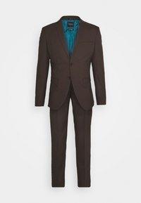 Selected Homme - SLHSLIM MYLOLOGAN SUIT - Kostym - coffee bean - 8