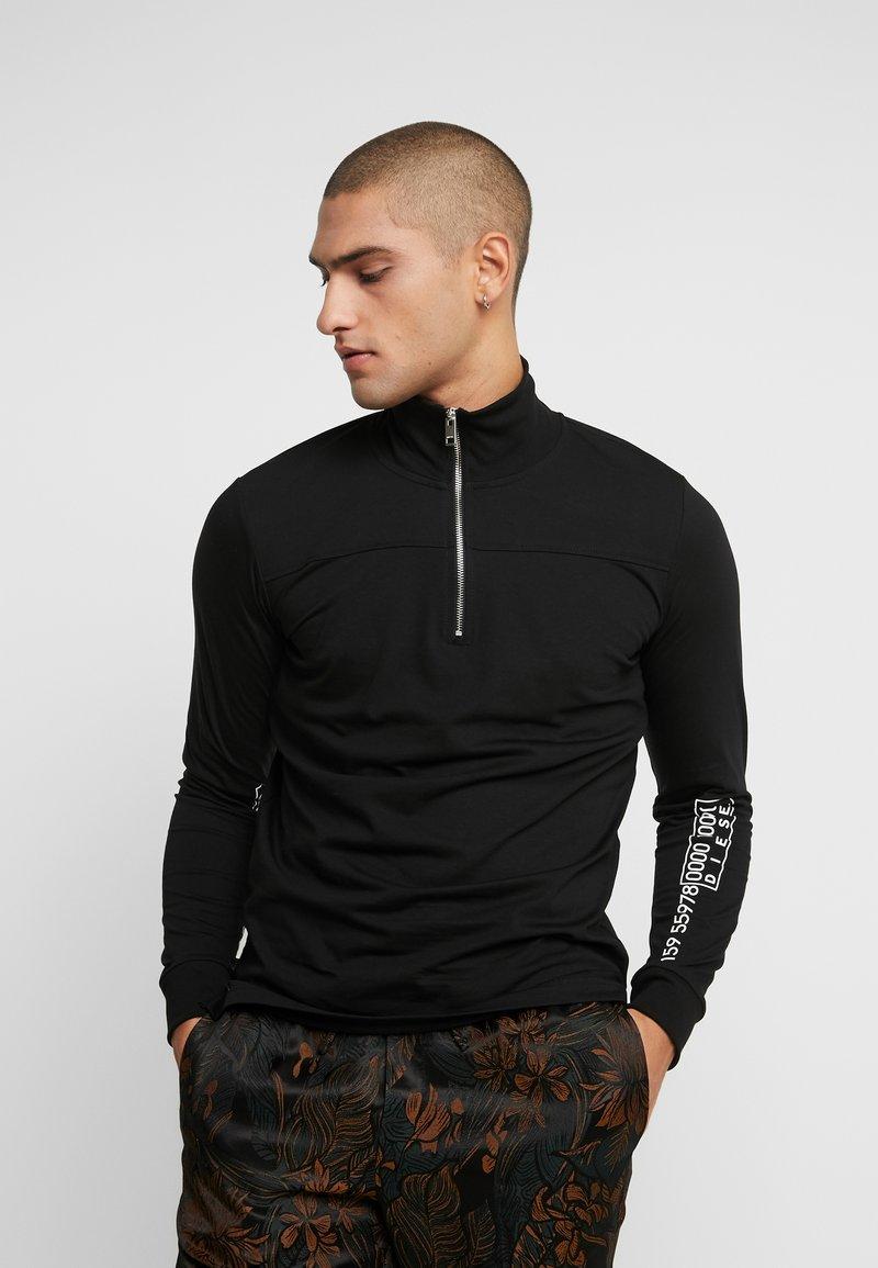 Diesel - DIEGO DOLCE - Långärmad tröja - black