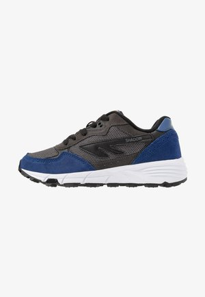 SHADOW - Sports shoes - navy/grey/black/gold