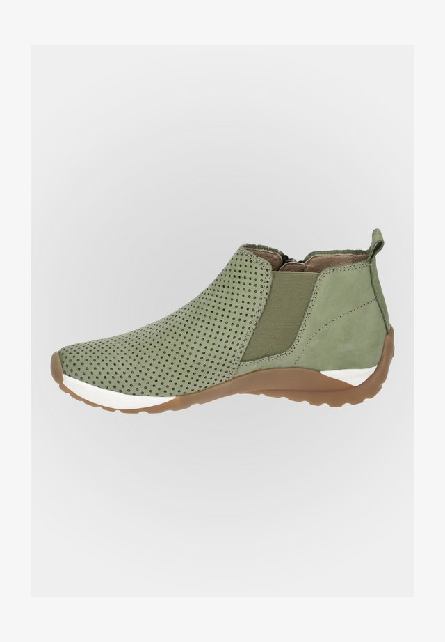 MOONLIGHT  - Classic ankle boots - grün