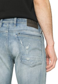 G-Star - LANCET SKINNY - Jeans Skinny Fit - vintage cool aqua - 3