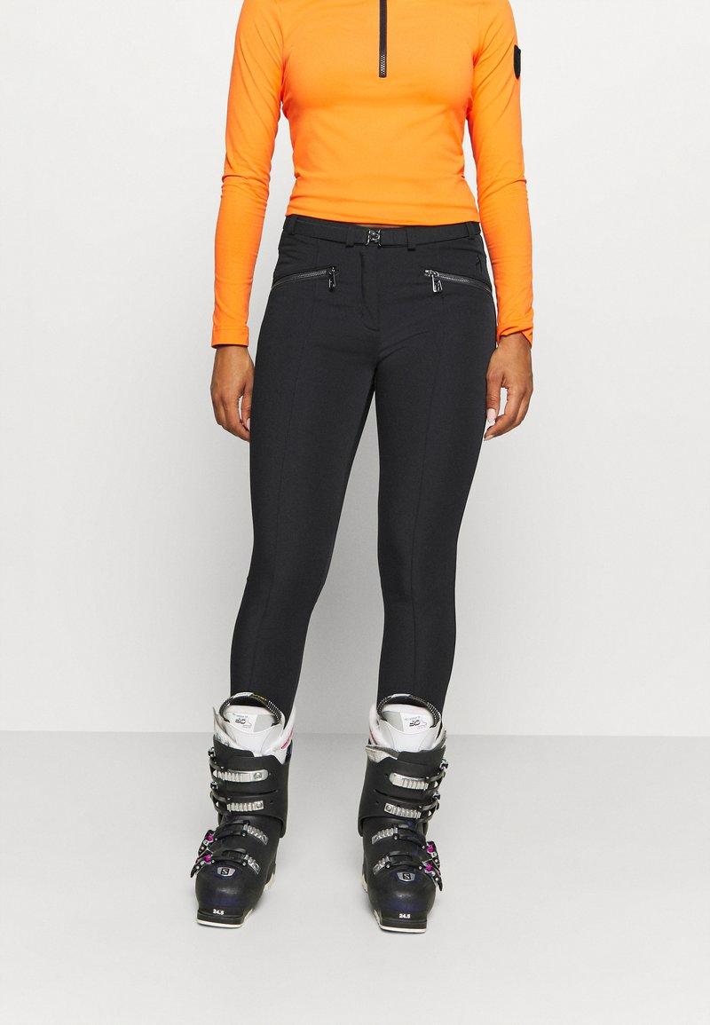 Toni Sailer - AVA - Spodnie narciarskie - black