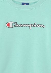 Champion Rochester - LOGO CREWNECK UNISEX - Mikina - mint - 2