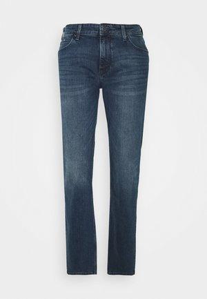 MARION - Straight leg jeans - mid porter