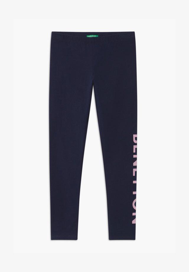 Leggings - dark blue