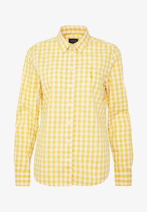 THE BROADCLOTH - Koszula - mimosa yellow