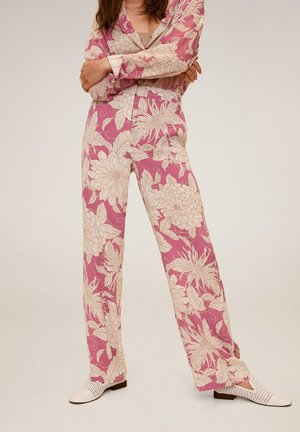 WINO - Trousers - rose