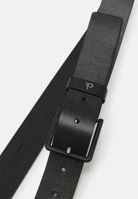 Calvin Klein - CARDHOLDER BELT SET - Cinturón - black - 3