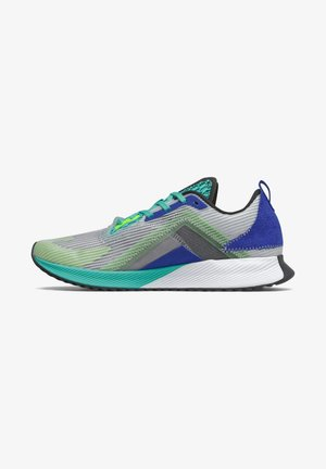 FUELCELL ECHOLUCENT - Trainers - energy lime tidepool