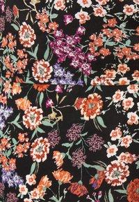 Soaked in Luxury - KIMAYA WRAP DRESS - Day dress - multi-coloured - 6