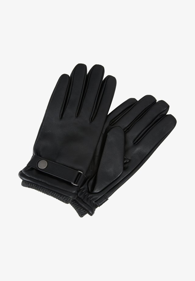 TOUCH SCREEN - Gloves - black
