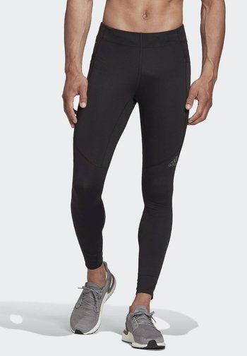 SATURDAY SUPERNOVA FITTED LEGGINGS RUNNING - Leggings - black