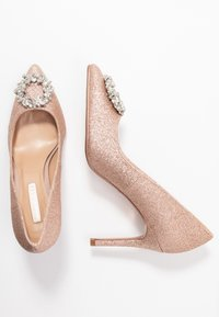 Dorothy Perkins - GLADLY POINTED TRIM COURT - High heels - pink - 3