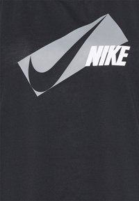 Nike Performance - DRY ELASTIKA - Camiseta de deporte - black/particle grey - 5