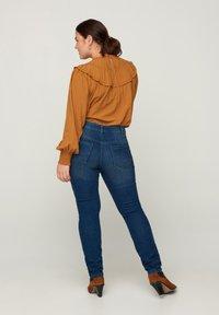 Zizzi - SANNA - Jeans Skinny Fit - blue - 1