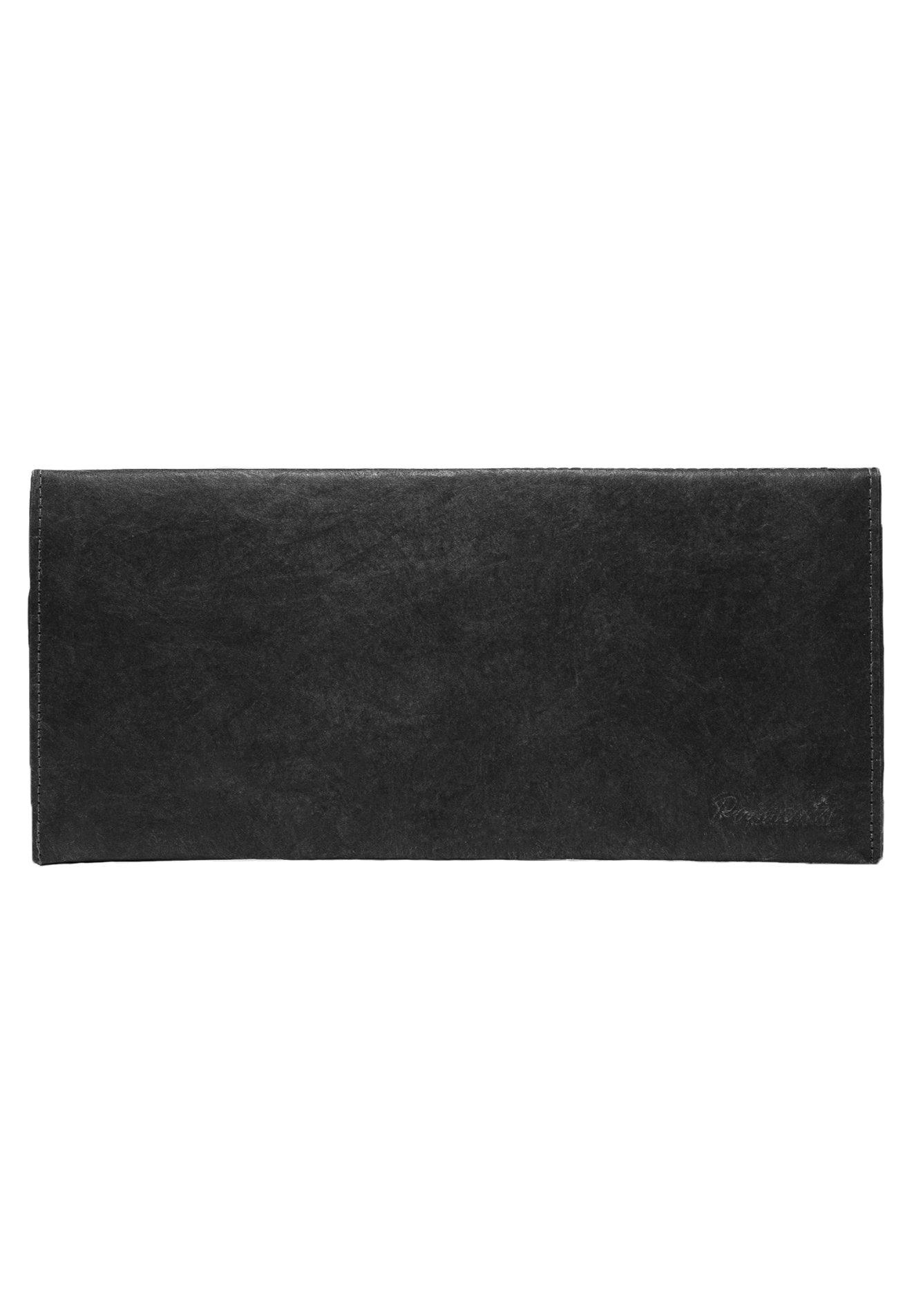 Homme JUST BLACK - SILVER XL - Portefeuille
