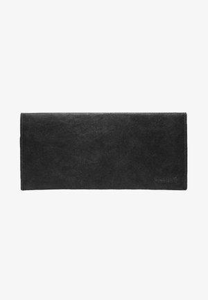 JUST BLACK - SILVER XL - Portefeuille - schwarz  silber