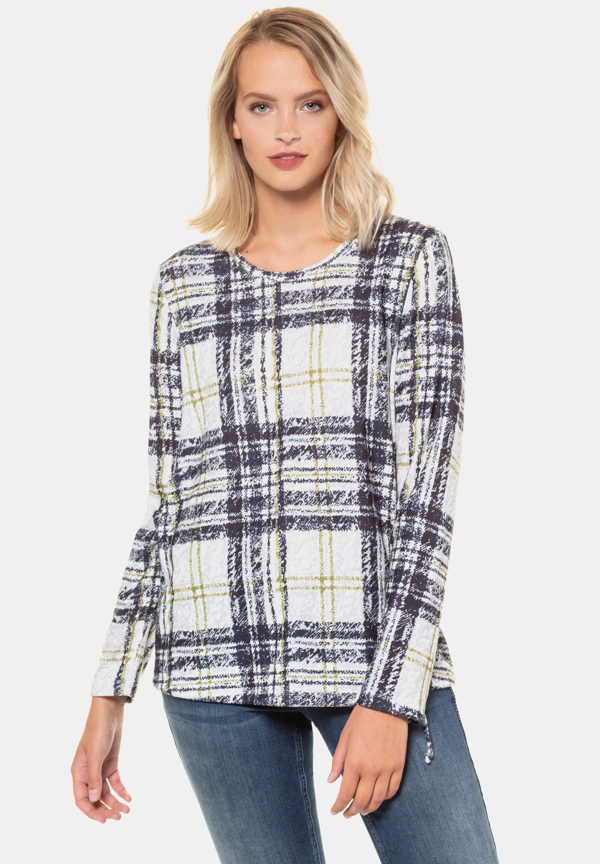 Damen SAUM-TUNNELZUG - Sweatshirt