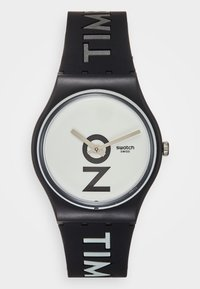 Swatch - ALWAYS THERE - Hodinky - black - 0
