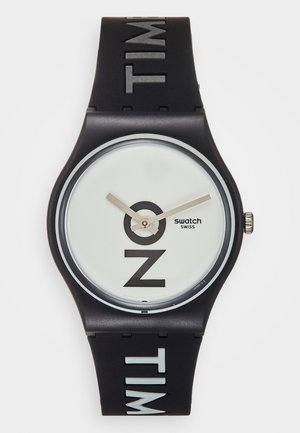 ALWAYS THERE - Horloge - black