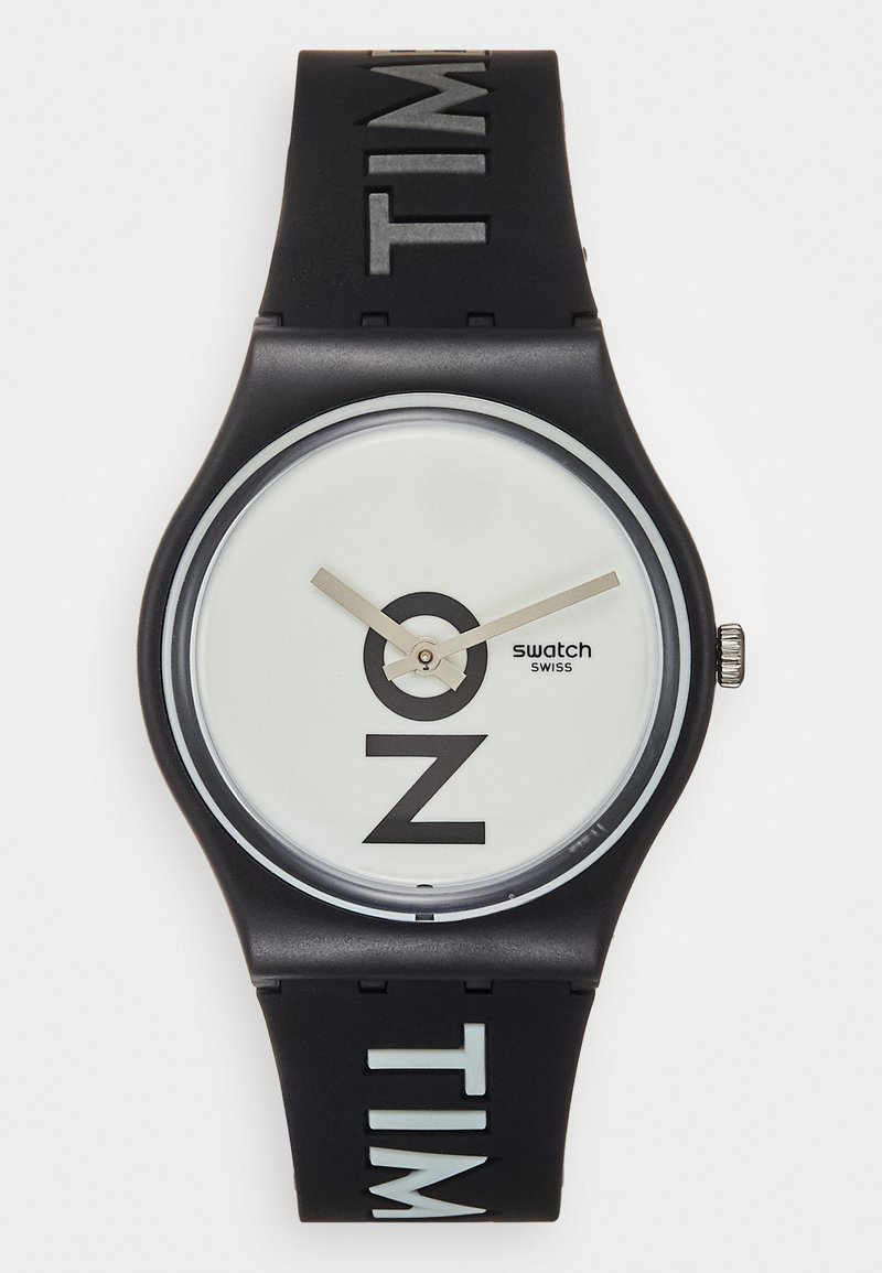 Swatch - ALWAYS THERE - Hodinky - black