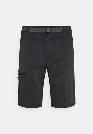 ALL TERRAIN GEAR BELTED - Shorts - jet black