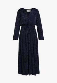 Leon & Harper - RIMBAUD - Day dress - black iris - 4