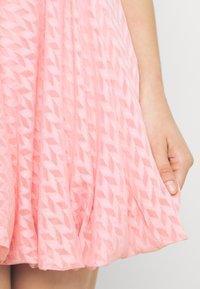 Lace & Beads - EMMA MINI - Denní šaty - pink - 5