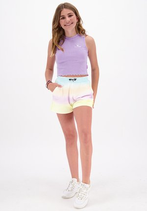 GIGI - Top - bright lavender