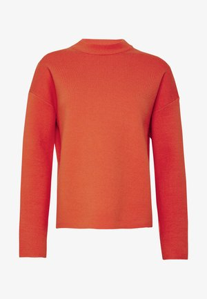 Pullover - fresh coral