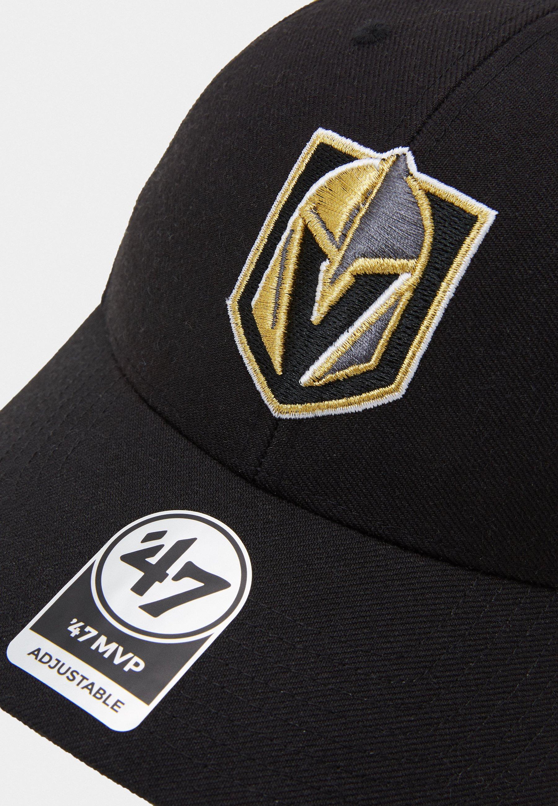 '47 NHL VEGAS GOLDEN KNIGHTS - Cap - black/svart CBQFvJnNshb0FqX