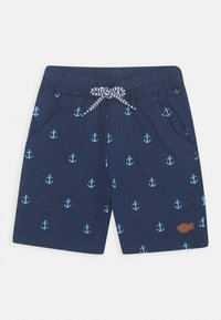 Staccato - BABY SET - Shorts - dark blue/white - 2