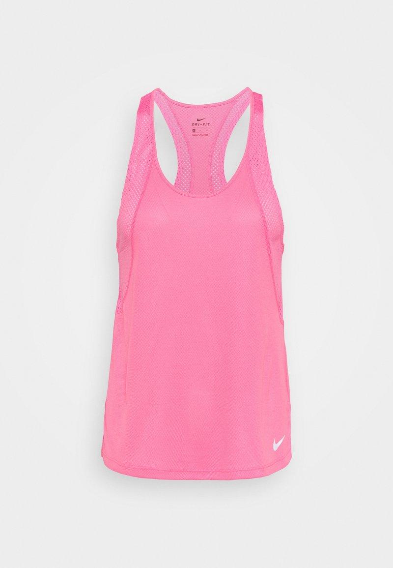 Nike Performance - RUN - T-shirt sportiva - pink glow